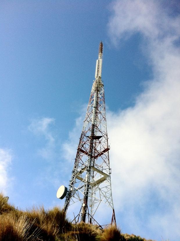 Sugarloaf tower
