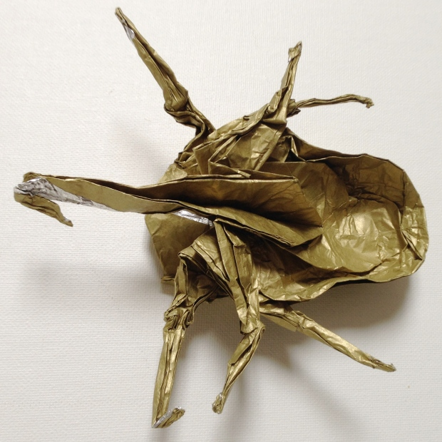 Beetle (underneath). Design - Jo Nakashima