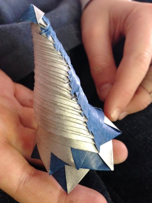 Curlicue Origami Origami Tutorial Lets Make It