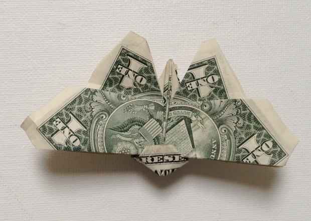US$1 moth. Design: Jeremy Shafer