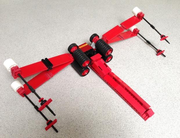 Zeplora FT x wing starfighter IMG_1676